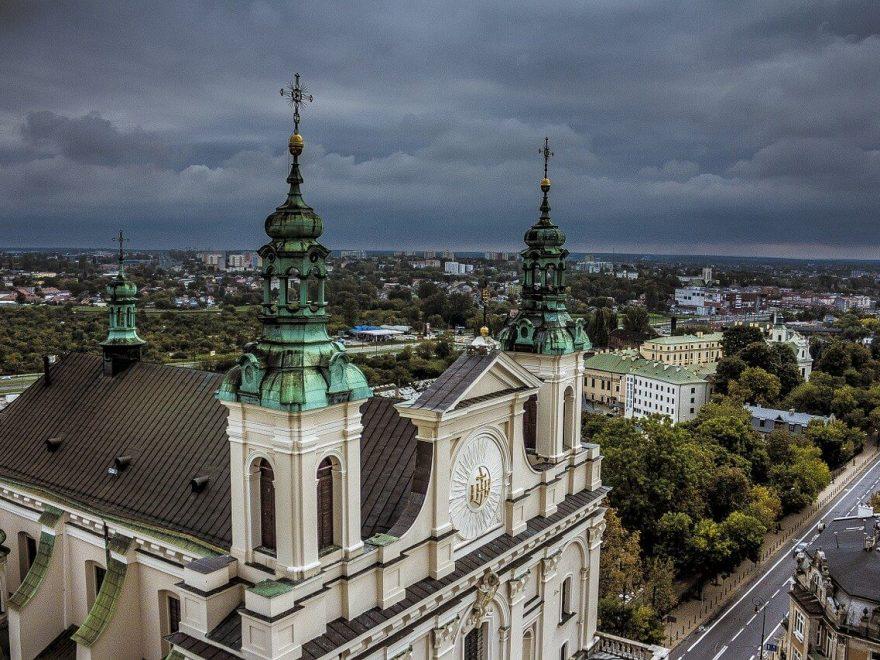usługi pogrzebowe w Lublinie